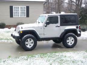 Jeep Liberty 35 Inch Tires 35 Tires On Stock Rubicon Wheels Pics Page 2