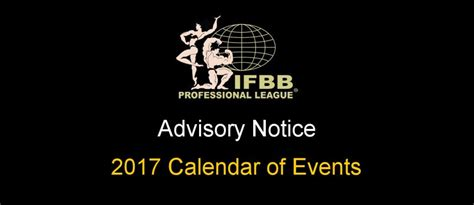 Contest Calendar Contest Calendar 2017 V 245 Istlused Events Fitness Ee