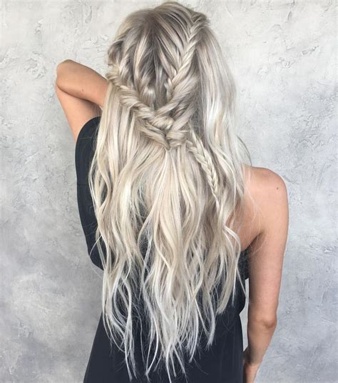 good braid color combos braid color combo inspiration for summer peinados