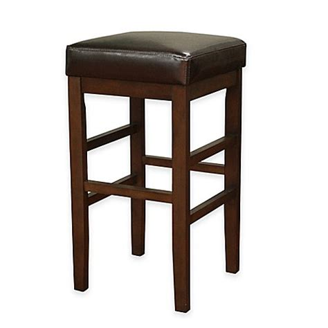 buy american heritage empire extra tall height bar stool  bed bath