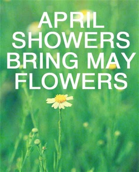 April Showers Quotes by Quotes About April Showers Quotesgram