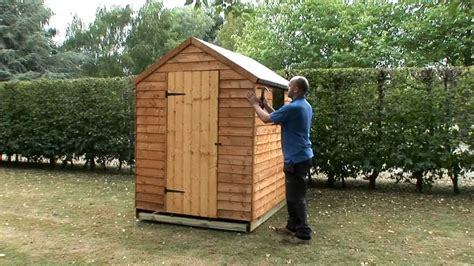 how to make a backyard how to build a garden shed onto a wooden base