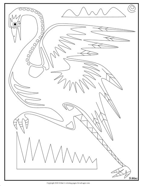 coloring pages aboriginal art x ray art coloring pages s mac s place to be