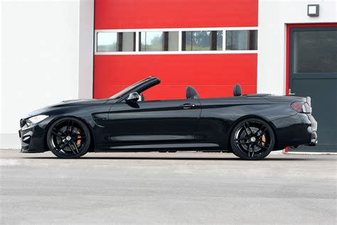 Bmw M4 Power by G Power Introduces Bmw M4 F83 Convertible