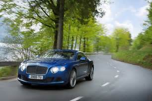 Continental Bentley 2013 Continental Gt Speed Bentley Builds Their Fastest