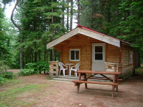 Cabins In Algonquin rustic cabin rental algonquin trails rv cing resort