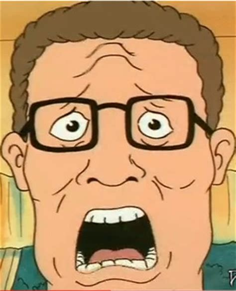 Wtf Meme Face - wtf boom face hank hill by memesplz on deviantart
