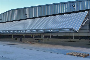 hydroswing europe industrial hydraulic overhead doors