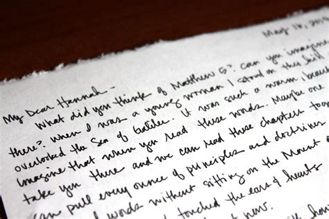 letters for great tips to write one for your writing scripture letters the headed hostess