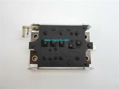 how to test bmw diode board 17704300 55 75 rectifier diode board for bosch alternator systems guzzi bmw mg cycle