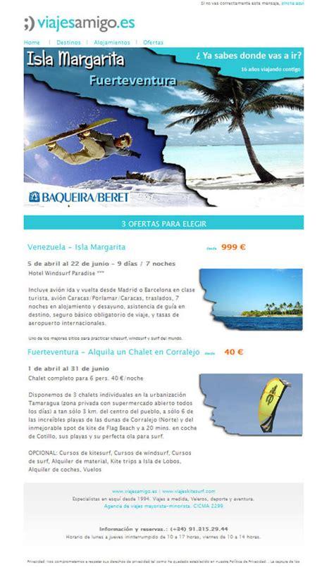 layout para newsletter viajes amigo designing newsletters newsletter layout