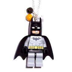 Necklace Lego Batman 1000 images about lego birthday ideas on