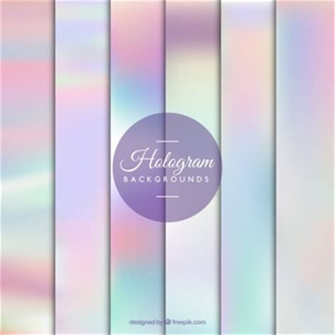 hologram colors hologram vectors photos and psd files free