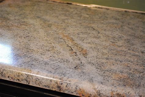 Imitation Granite Countertop by Faux Granite I D Rather Be Living In Bora Bora