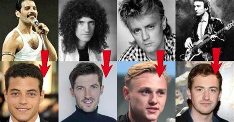 film o zespole queen queen annunciato il cast completo del film bohemian