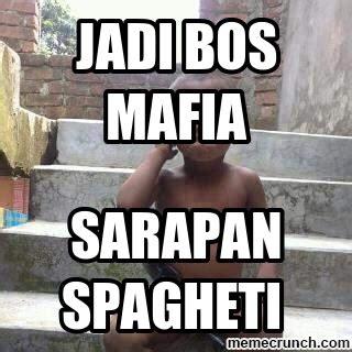 Mafia Meme - little african mafia