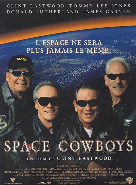 film space cowboys space cowboys review trailer teaser poster dvd blu