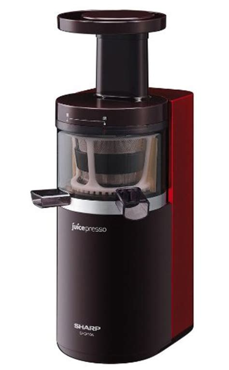 Juicer Sharp Reviews Sharp Juicepresso Juicer Ej Cp10a R Lowest Prices