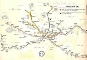 Boston Mta Map by Transit Maps