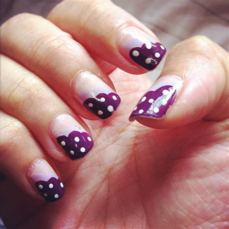 manicure nail designs purple nail designs and nail page 4 of 4 nail