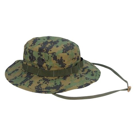 digi camo hats rothco 174 digital camo boonie hat