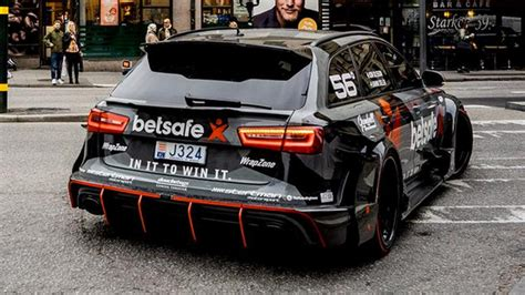 Audi Rs6 1000ps by Uber S 1000bhp Rs6 Cab Top Gear