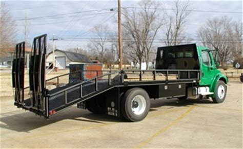 Landscape Truck Beds For Sale by Custom Landscape Bodies Wil Ro Quality Truck Bodies