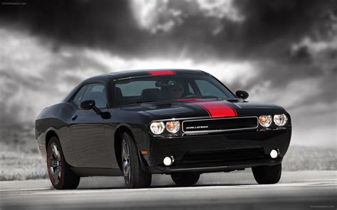 Dodge Challenger Rallye Redline 2012 Widescreen Exotic Car
