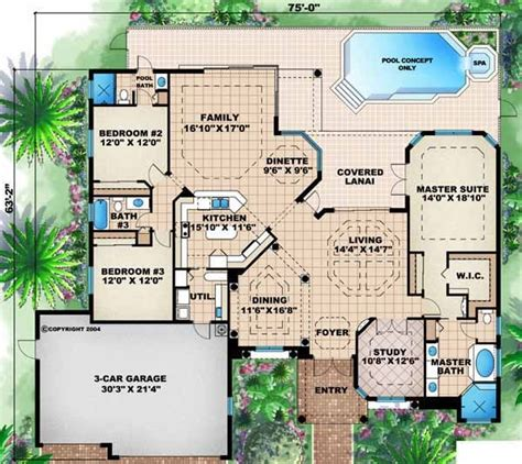 tuscan style floor plans tuscan style floor plans home decor pinterest