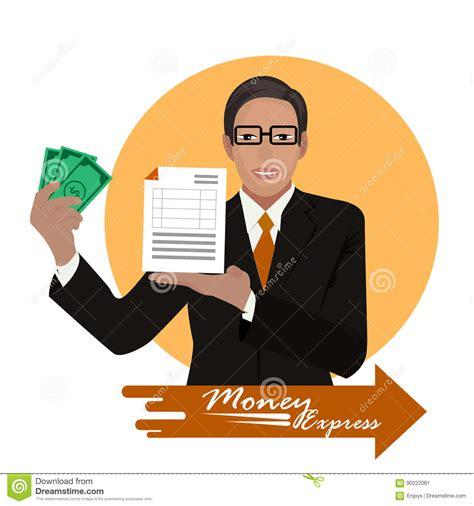 le de bureau banquier argent liquide d offre de banquier expr 232 s sur le fond