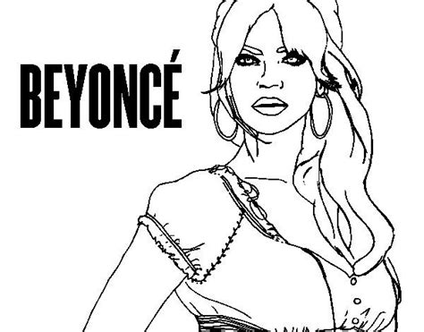 beyonce  day coloring page  kitty