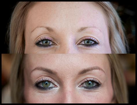 tattooed on eyebrows portland cosmetic portland wedding makeup artist