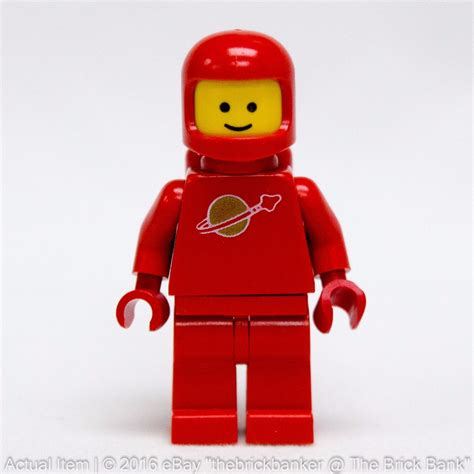 Minifigure Lego Original 5 lego vintage original sp005 classic space astronaut minifigure with airtanks the brick bank