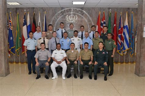 joint forces staff college gt academics gt international fellows