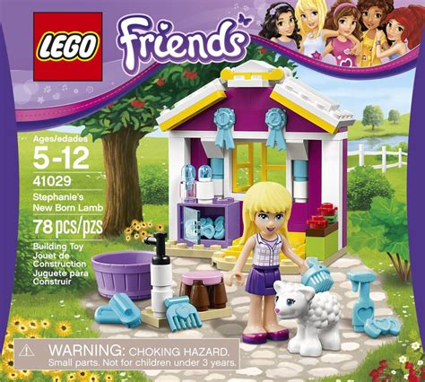 Friends Giveaway - lego friends stephanie s new born lamb set giveaway