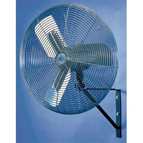 Airmaster Ceiling Fans by Airmaster Fan I 24w2a Non Oscillating Wall Ceiling Fan 24