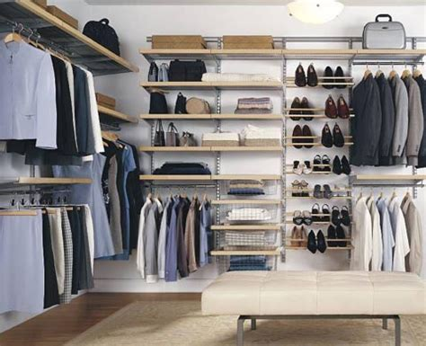elfa regalsystem 20 wardrobe organization ideas shelterness