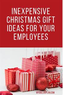 small gift ideas for employees inexpensive gifts for employees