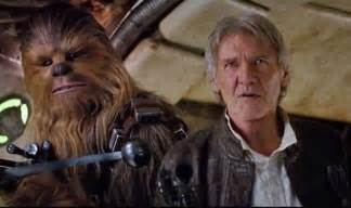 Harrison Ford Chewbacca Who Should Play Han Origins Wars Story