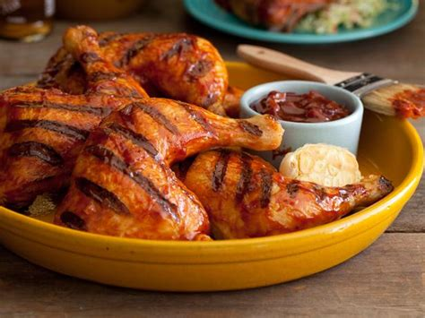 Ideas For Kitchen Diners by The Ultimate Barbecued Chicken Recipe Tyler Florence Food Network