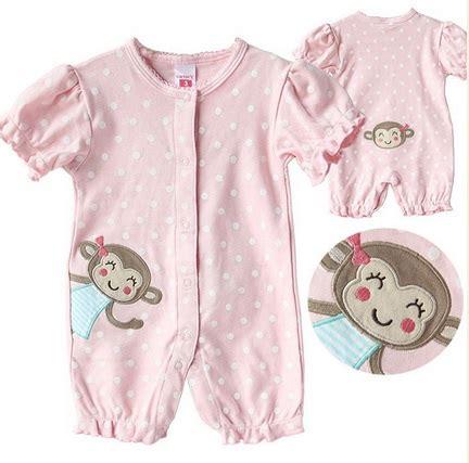 Jumper Pendek Bunga Pink Bayi jual romper baju terusan celana pendek jumper bayi