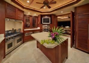 Modern Tropical Kitchen Design 20 Oh Lala Hawaiian Kitchen Designs Home Design Lover