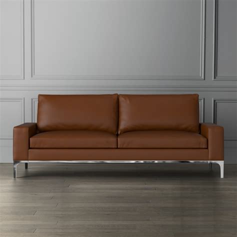 Lucca Leather Sofa Lucca Leather Sofa Lucca Leather Sofa Williams Sonoma Thesofa