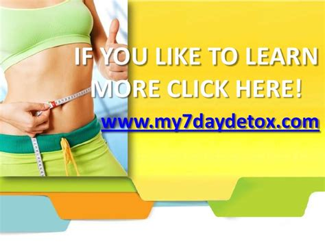Best Ways To Detox Kidneys by 011 My 7 Day Detox The Best Way To Detoxify Your Kidneys
