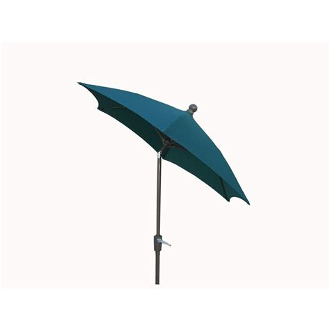 Fiberbuilt Umbrellas 9 Ft Patio Umbrella In Forest Green 9 Ft Patio Umbrella