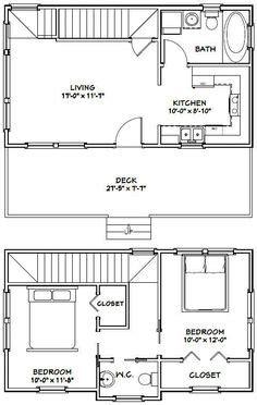 tiny houses  floor plans  sq