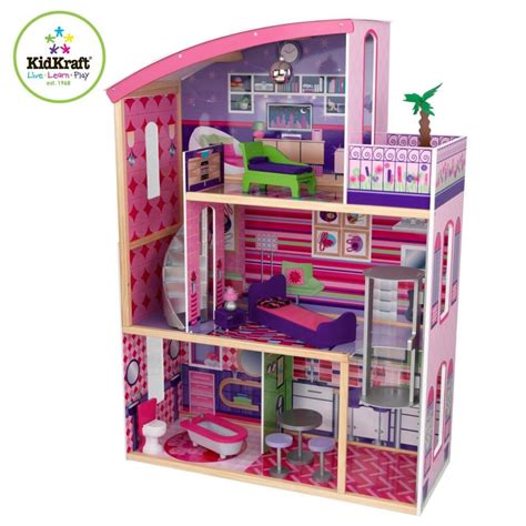 kidkraft barbie house best gifts for 5 year old girls