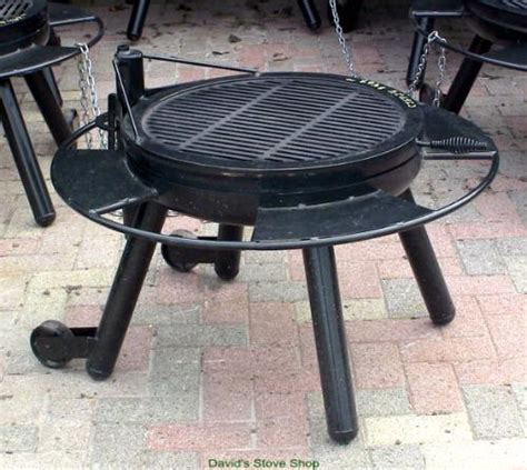 grill top for pit 24 quot outdoor pit with grill top made in