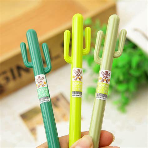 0 5mm Cactus Pen pen cactus post papier