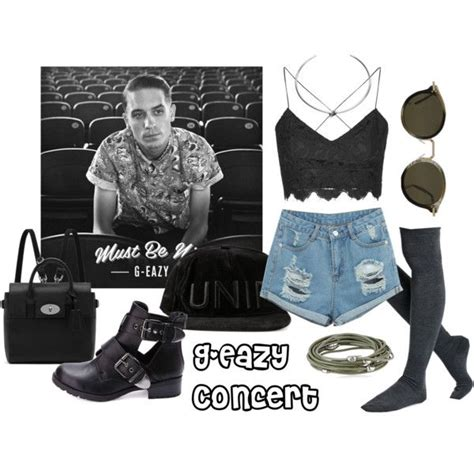what to wear to g eazy concert 16 best g eazy concert outfits images on pinterest